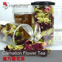Carnation Flower Tea - 康乃馨花茶 50g