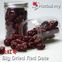 Dry Herbal Big Red Date - 50g