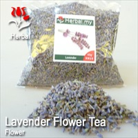 Lavender Flower Tea - 薰衣草花茶 50g