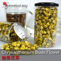 Chrysanthemum Buds Flower Tea - 胎菊花茶 45g