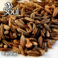 Dry Herbal Fennel - 1kg